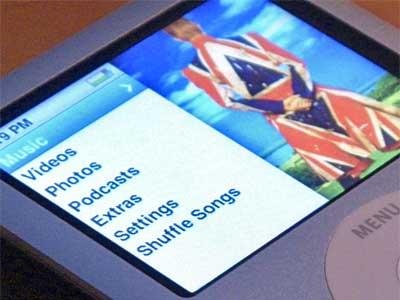 iPod Nano 3rd-Gen
