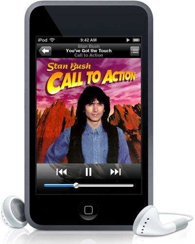 iPod Touch/Stan Bush