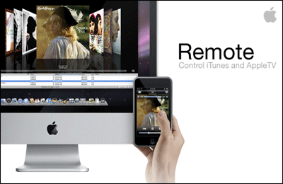 Remote for iPhone/iPod Touch
