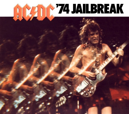 AC/DC • '74 Jailbreak (Digipak Landscape) (Click to enlarge)