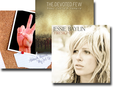 iTunes Plus Free Songs of the Week (Click to enlarge)