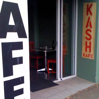 Kash Cafe, Surry Hills, Sydney