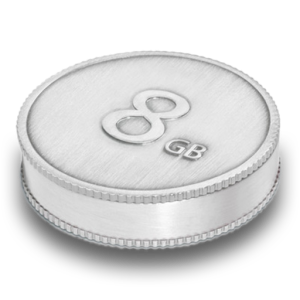 LaCie CurrenKey 8Gb (Click to enlarge)