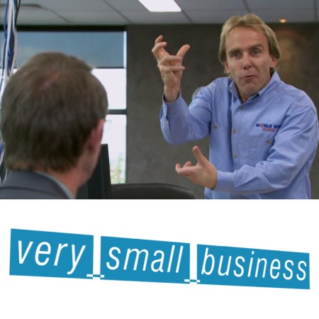 """Very Small Business"", Episode 1, ""Basics of Team Building"""