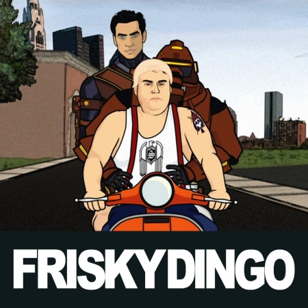 "Frisky Dingo, Season Two, Episode 8, ""The Debate, Part Two"""