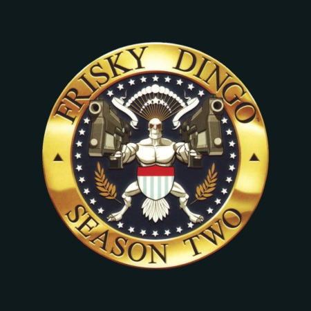 Frisky Dingo, Season Two